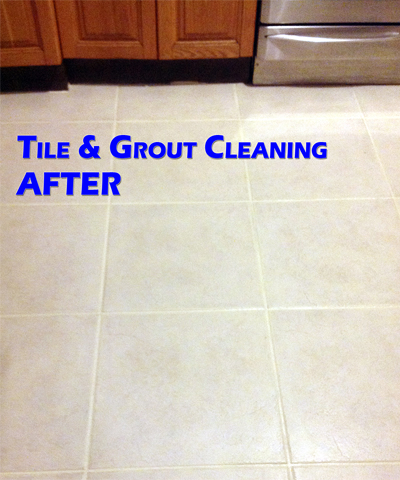 Tile and Grout Cleaning In Troy Michigan (AFTER)