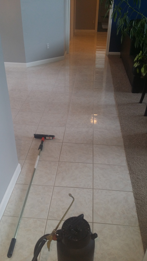 Michigan Tile and Grout Cleaning